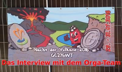 Nacht der Vulkane 2016: Das Interview