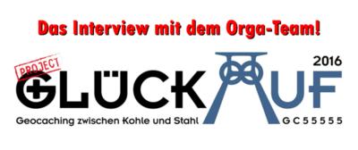 Project Glück Auf 2016: Das Interview
