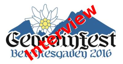GCF 2016 - Berchtesgaden: Das Interview mit dem Orga-Team