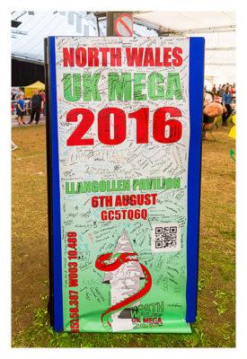 UK Mega 2016 in North Wales - Logbuch - Banner zum Loggen