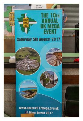 UK Mega 2016 in North Wales - In der Halle - Mega Devon 2017