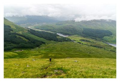 Geocaching in Schottland: GCF0 - Der älteste Cache auf der Insel!