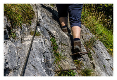 Geocaching Alpin: Über den Rinnkendlsteig zurück nach Königssee