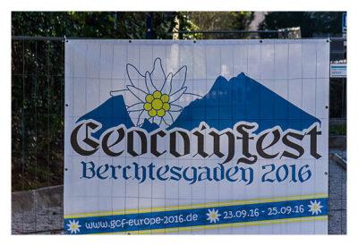 Geocoinfest 2016 Berchtesgaden - Besser geht's nicht mehr!