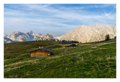 Geocaching Alpin: Hüttentour über die Gotzenalm