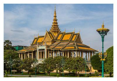Geocaching in Kambodscha: Phnom Penh und der Weg nach Siem Reap