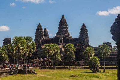Geocaching in Kambodscha: Siem Reap & Angkor Wat