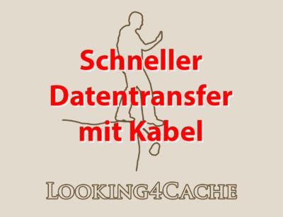 Looking4Cache: Schneller Datentransfer über Kabel
