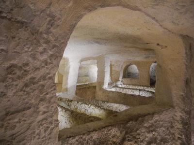 Geocaching auf Malta: Die Mitte