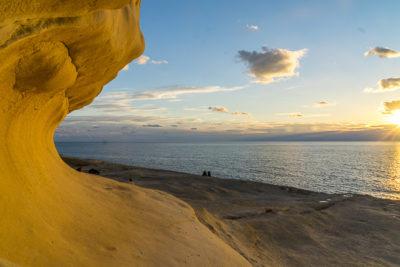 Geocaching auf Malta - Gozo - Xlendi Bay