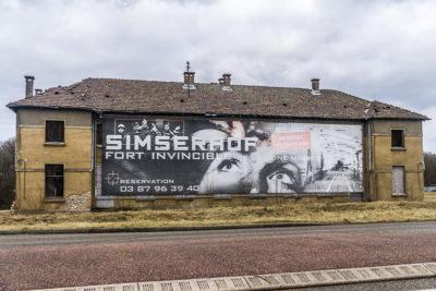 ESH-Trail: 22 Tradis rund um die Maginot-Festung Simserhof