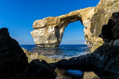 Geocaching auf Malta: Gozo