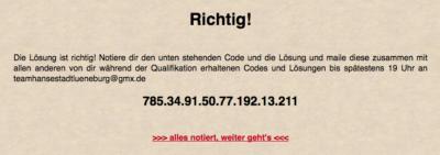 Bei richtiger Eingabe des Codes.png