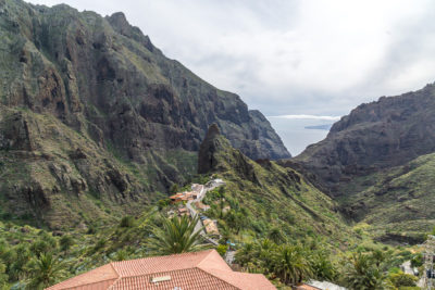 Geocaching in Teneriffa: Durch die Masca-Schlucht