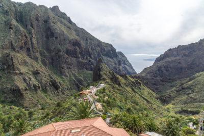 Geocaching in Teneriffa: Durch die Masca-Schlucht
