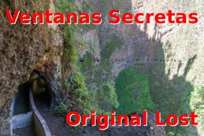 Geocaching in Teneriffa: Original Lost oder Ventanas Secretas