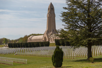 Geocaching & Sightseeing: Halbtagestour Verdun