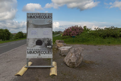 Geocaching & Sightseeing: Der V3-Bunker von Mimoyecques