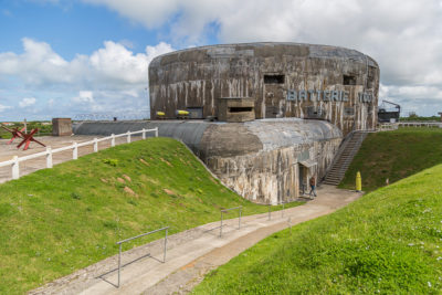Geocaching & Sightseeing: Die Batterie Todt
