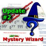 Mystery-Wizard: Das zweite Update ist verfügbar!