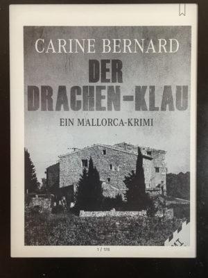Der Drachen-Klau von Carine Bernard