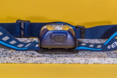 USB-Anschluss der Fenix HL26R