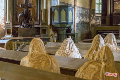 LP: Ghost Church - die verlassene Kirche mit Geocache