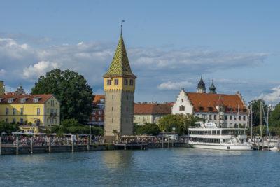 Bodensee-Radweg - Tag 1: Meersburg bis Lindau