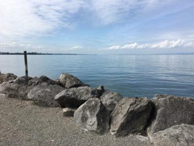 Bodensee-Radweg - Tag 2: Lindau bis Steinach