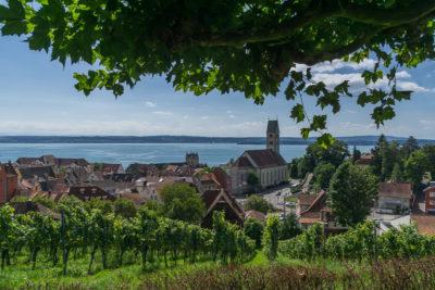 Bodensee-Radweg - Tag 3: Steinach bis Konstanz