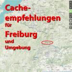 Cache-Empfehlungen rund um Freiburg