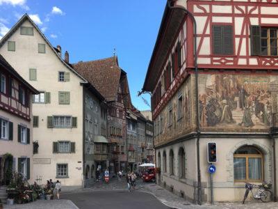 Bodensee-Radweg - Tag 4: Rund um den Untersee