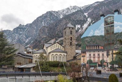 Geocaching in den europäischen Zwergstaaten: Andorra