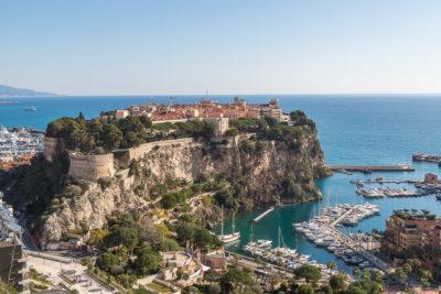 Geocaching in den europäischen Zwergstaaten: Monaco