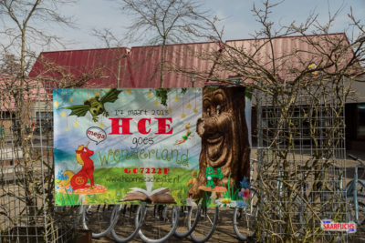 Hoorns Cache Event 2018 - Mein Besuch beim Mega!