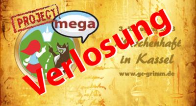 Verlosung: drei märchenhafte Preise für das Mega in Kassel