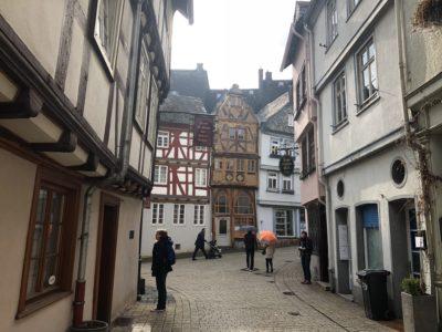 Ein Cachewochenende in Limburg und bei den Helden