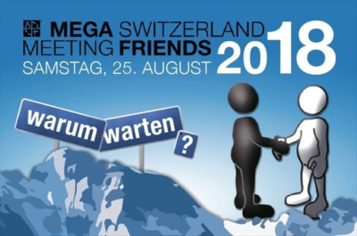 Meeting Friends 2018 - warum warten? Interview mit dem Orga-Team