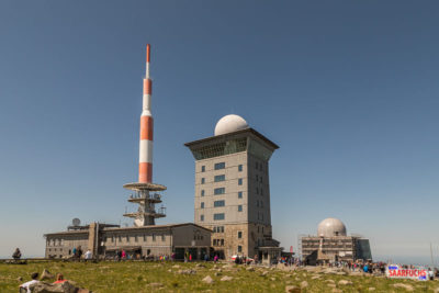Geocaching im Harz - die einfache Wanderung auf den Brocken