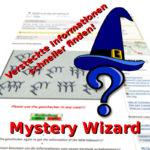 Mystery-Wizard: kleines Update auf Version 2.5.1259!