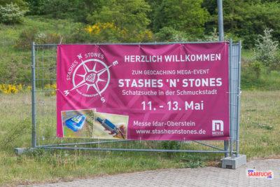 Stashes 'n' Stones - Mein Besuch beim Mega!