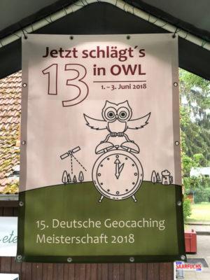 15. Deutsche Geocaching Meisterschaft: Neue Ideen! (Teil 1)