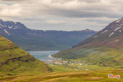 Geocaching auf Island: Der Osten