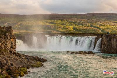Geocaching auf Island: Der Norden und Westen