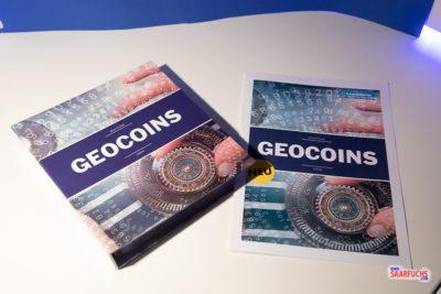 Mein Test: Leuchtturm Geocoins Album
