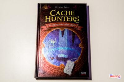 Cache Hunters - Die Jagd nach den sieben Siegeln