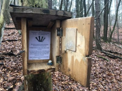Cacheempfehlung: VHT-1-Runde bei Bad Bergzabern