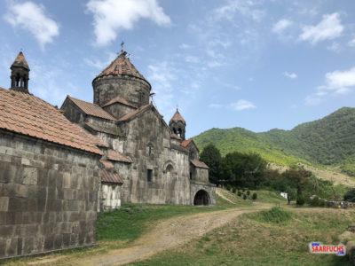 Geocaching im Kaukasus: Zwei Klöster in Armenien