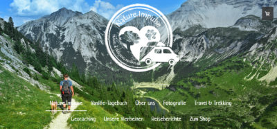 Nature.Impulse – Travel and Trekking in Nature (Blogvorstellung)