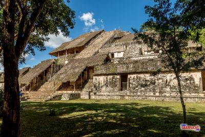Geocaching & Sightseeing auf Yucatán - Ek Balam, Hubiku & Valladolid
